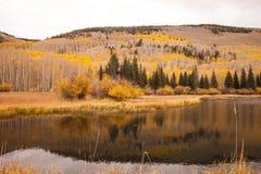 Warner Lake. Stock Image