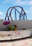 Warner Park Beach, Madrid fotografía de archivo libre de regalías