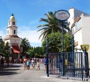 Warner park, Madryt zdjęcie stock