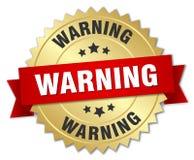 warning stock abbildung