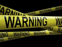 Warning Stock Images