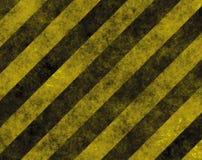 Warning Background Stock Photography