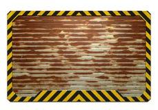 Warning frame Stock Photos