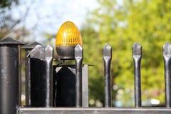 Warning light Royalty Free Stock Photo