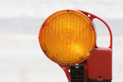 Warning light Royalty Free Stock Photo