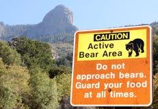 Warning Sign Royalty Free Stock Photos