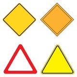 Warning Signs Stock Photos