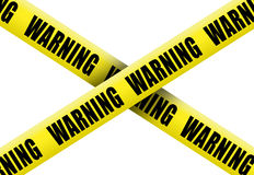 Warning tape Stock Photography