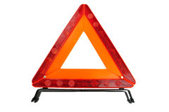 Warning triangle Royalty Free Stock Images
