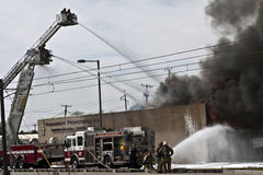2. Warnungs-Feuer II Lizenzfreie Stockfotografie