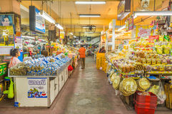 Waroros market Stock Photo