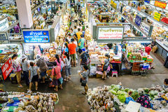 Warorot Market. Royalty Free Stock Images