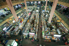 Warorot marknad Royaltyfri Foto