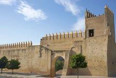 Historyczne miasto ściany Obrazy Stock