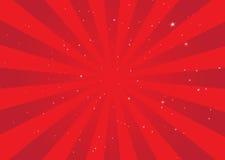 warp вектора скорости иллюстрации Стоковые Фотографии RF