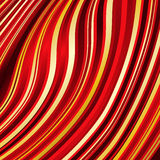 Warped lines background Royalty Free Stock Photography