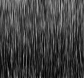 Warped Metal. Grungy texture of shiny new black and silver metal with strong bold grooves Stock Images