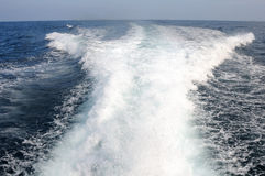 Warping ocean Stock Photos