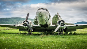 Warplane Stock Image