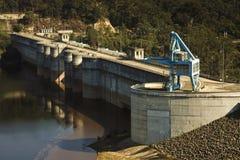 Warragamba Dam in New South Wales, Australia. Royalty Free Stock Image