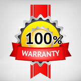 Warranty icon Royalty Free Stock Image