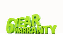 Warranty Royalty Free Stock Image