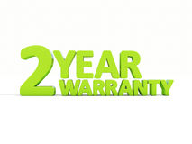 Warranty Royalty Free Stock Photo