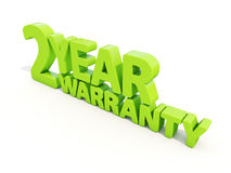 Warranty Stock Image