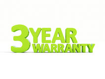 Warranty Stock Photography