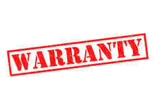 WARRANTY Stock Images
