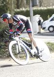 Warren Barguil Cyclist French Royalty Free Stock Photo