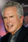 Warren Beatty. At the AFI FEST 2016 Opening Night Premiere of `Rules Don`t Apply` held at the TCL Chinese Theatre in Hollywood, USA on November 10, 2016 Royalty Free Stock Images