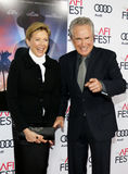 Warren Beatty and Annette Bening. At the AFI FEST 2016 Opening Night Premiere of `Rules Don`t Apply` held at the TCL Chinese Theatre in Hollywood, USA on Stock Image