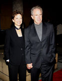 Warren Beatty and Annette Bening Royalty Free Stock Photos
