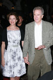 Warren Beatty,Annette Bening Royalty Free Stock Photography