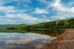 Warren lake Royalty Free Stock Images