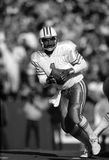 Warren Moon royaltyfria foton