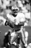 Warren Moon royaltyfri bild