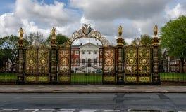 Warrington Town Hall - Regno Unito Fotografie Stock Libere da Diritti