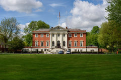 Warrington Town Hall - Reino Unido Fotografia de Stock