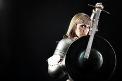 Warrior Stock Photography