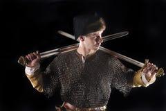 Warrior Royalty Free Stock Photo