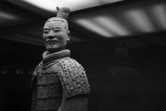 Warrior Royalty Free Stock Image