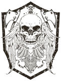 Warrior emblem Stock Photos