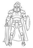 Warrior Stock Image