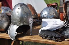 Warrior gear Stock Images