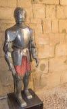 Warrior knight Stock Photography