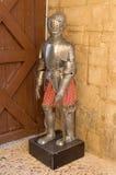 Warrior knight Royalty Free Stock Image