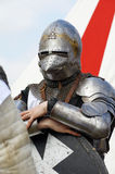 Warrior medieval armor 2 Stock Photography