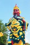 Warrior Statue Stock Photos